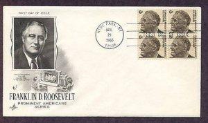 President Franklin Delano Roosevelt FDR Hyde Park, New York First Issue USA
