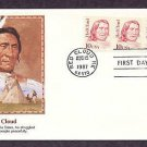Native American Indian Red Cloud Oglala Teton Sioux FW First Issue USA