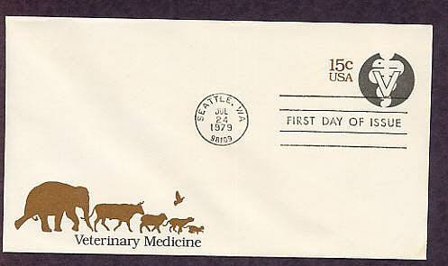 Veterinarian, Veterinary Medicine, Animals, First Issue USA