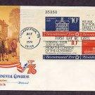 Bicentennial, First Continental Congress, First Issue USA