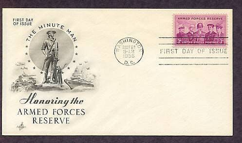 Honoring the Armed Forces Reserve, Marines, Coast Guard, Army, Navy, Air Force, First Issue