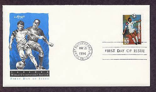 World Cup Soccer Championship 1994 First Issue USA