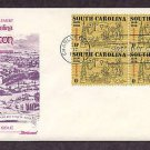 South Carolina, 300th Anniversary of the State's First Permanent European Settlement, First Issue