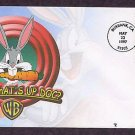 Bugs Bunny Rabbit, Warner Brothers Looney Toons First Issue FDC USA