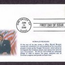 President Ronald Reagan, AALL, First Issue USA