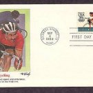 Summer Olympics, 1984, Cycling, FW, First Issue USA
