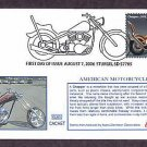 American Motorcycles, Chopper, Sturges, South Dakota First Issue USA