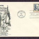 Robert Hutchings Goddard, Father of Rocketry, Roswell, New Mexico USA First Issue USA