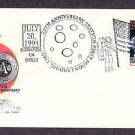 Moon Landing NASA Apollo 11 Space Astronaut, Edwards HF First Issue USA FDC
