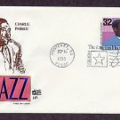 Honoring Jazz Composer and Saxophonist Charlie Parker, First Issue USA