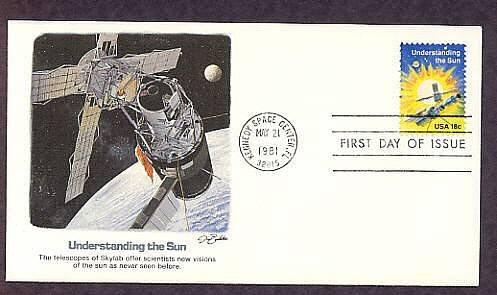Understanding the Sun, Skylab, Kennedy Space Center, First Issue USA