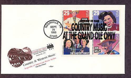 Patsy Cline, Hank Williams, The Carter Family, Bob Wills, Grand Ole Opre, Country Music, USA