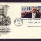 Honoring Revolutionary War Italian-American Patriot Francis Vigo, First Issue USA