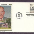 American Architecture, Architect Walter Gropius, Gropius House, Colorano First Issue USA