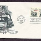 Coal Car 1870s, Transportation Series, AM First Issue USA