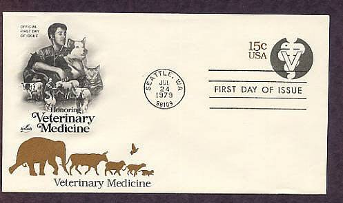 Veterinarian, Veterinary Medicine, Animals, AC First Issue USA