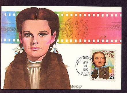 Wizard of Oz, Dorothy, Judy Garland. Toto, First Issue USA