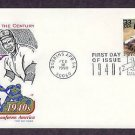 Honoring Jackie Robinson, Baseball, Brooklyn Dodgers, First Issue USPS FDC USA