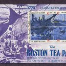 Boston Tea Party Ships, Bicentennial, FW First Issue USA