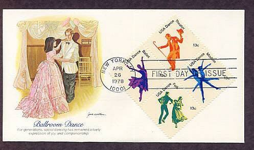 American Dance, Dancers, Modern, Folk, Theater, Ballet, FW First Issue USA