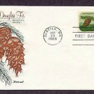 11th International Botanical Congress, Douglas Fir, Pseudotsuga menziesii, First Issue USA