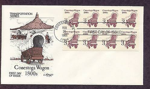 Conestoga Wagon 1800s, AM First Issue USA