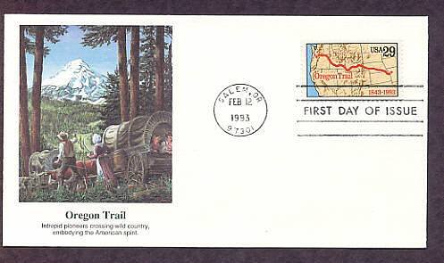 The Oregon Trail, First Issue USA