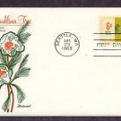 11th International Botanical Congress, Franklinia altamaha, First Issue USA