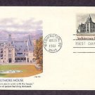 Architecture, Biltmore House, First Issue USA
