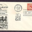 Overland Mail Coach, Centennial, 1958 First Issue USA