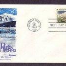 National Parks Centennial, Mount McKinley National Park, Alaska, First Issue USA