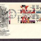 Summer Olympics 1984, Fencing, Cycling, Women's Volleyball, Pole Vaulting, First Issue USA