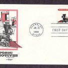 Hudson's General 1855, 1870, Steam Locomotive, AM First Issue USA
