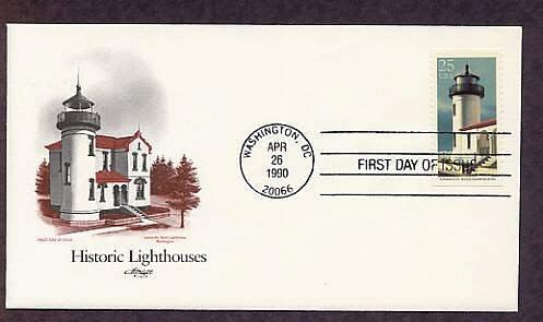 Admiralty Head Lighthouse, Washington, AM First Issue USA