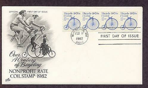 Bicycle 1870s, Bicycling in America, AC First Issue USA