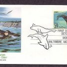Sea Creatures, Sea Otter, FW First Issue USA