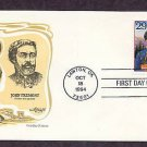 Legends of the West, Honoring John Fremont, First Issue USA