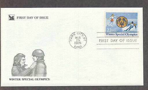 Winter Special Olympics, International Sports, RD First Issue USA