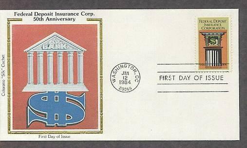 Federal Deposit Insurance Corporation, FDIC, CS First Issue USA