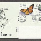 Insects and Spiders, Monarch Butterfly, Eastern Hercules Beetle, PCS, Addressed, First Issue USA