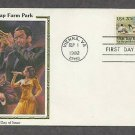 Wolf Trap Farm National Park for the Performing Arts, Vienna, Virginia, CS First Issue USA
