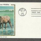 American Wildlife, Moose, CS First Issue USA