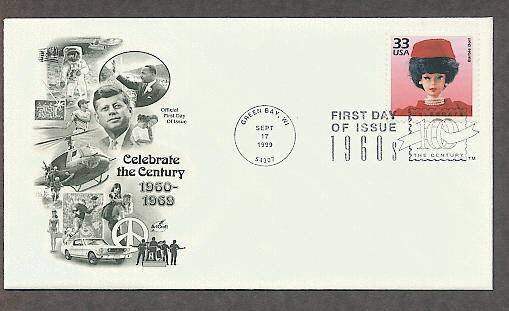 Barbie Doll, 1960s CTC, FDC, AC First Day of Issue USA