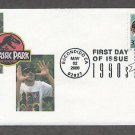 Celebrating the Century, 1990s, Jurassic Park, FDC, First Day of Issue USA
