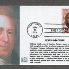 William Clark, Lewis and Clark Expedition, First Issue FDC USA