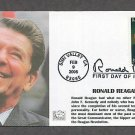 Honoring President Ronald Reagan, First Issue, 2005 USPS USA