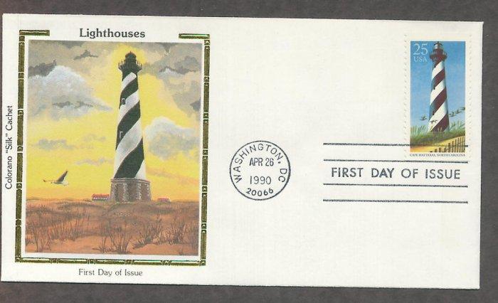 Cape Hatteras Lighthouse North Carolina CS First Issue USA