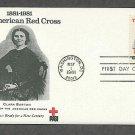 American Red Cross, Civil War Nurse Clara Barton 1981 First Issue USA