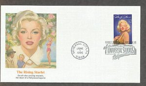 Honoring Hollywood Legend Marilyn Monroe FW First Issue USA