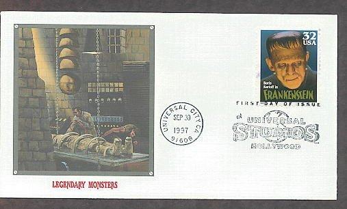Classic Frankenstein Boris Karloff Monster First Issue USA!